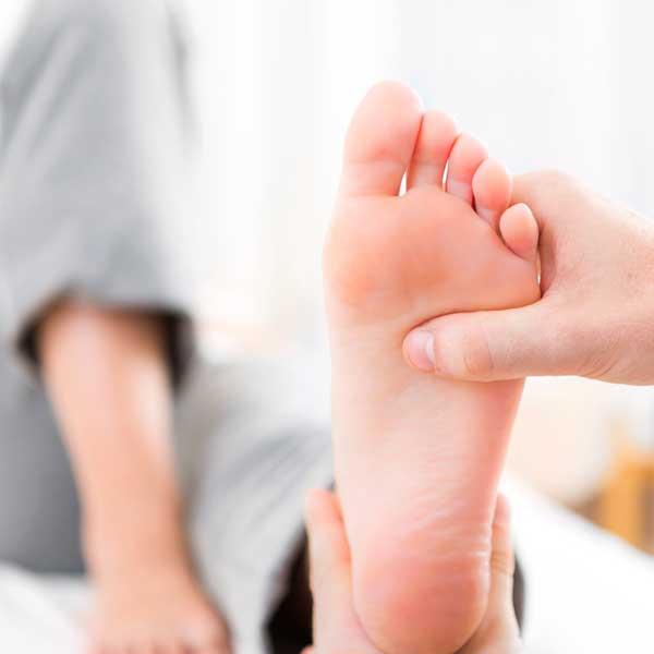 Modtag zoneterapi hjemme hos dig selv i Horsens og omegn